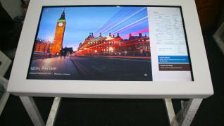 Приложения для интерактивных столов