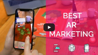 AR в Рекламе, маркетинге и ритейле