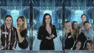 VR Фотозона с эффектом виртуальной реальности