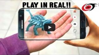 Игровые приложения c дополненной реальностью