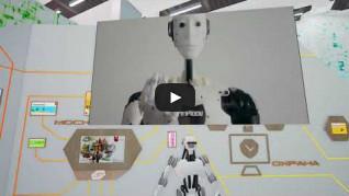 Online мероприятия в virtual reality пространствах