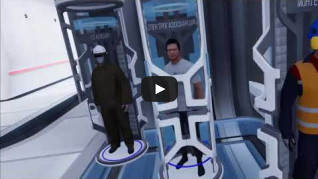 VR тренажер по СИЗ