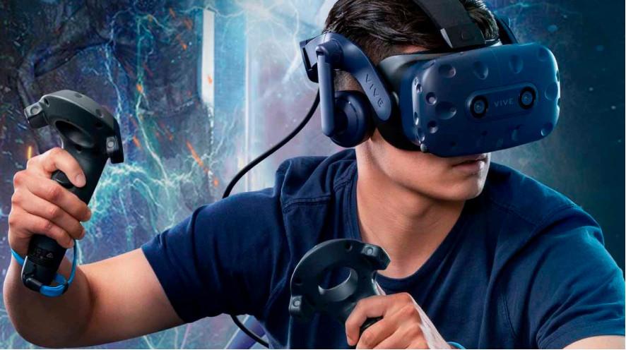 Аренда шлемов виртуальной реальности