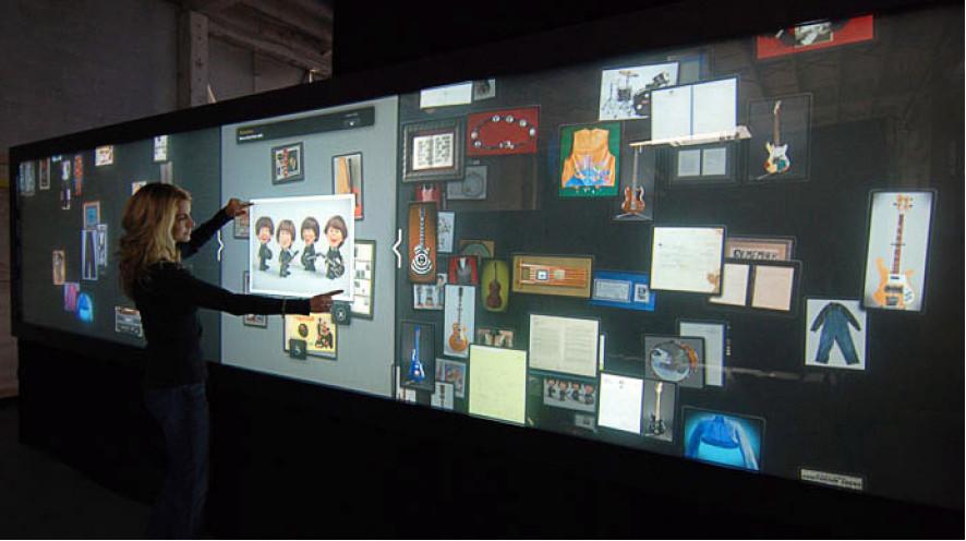 Интерактивные стенды